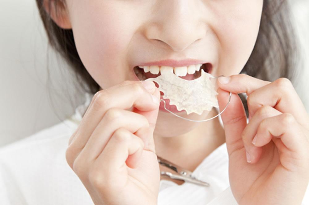 子どもの反対咬合に適した治療開始時期