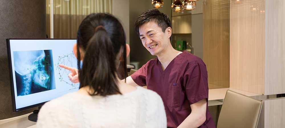八重歯・叢生(凸凹の歯並び)治療歯科